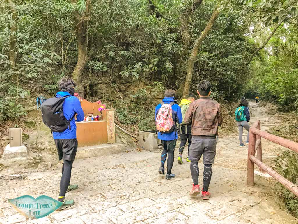 wau kau tang to plover cove country park trail hong kong - laugh travel eat