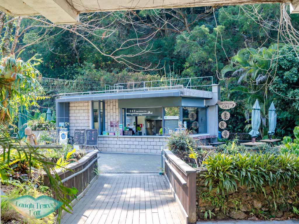 Sun Garden Cafe lower nature reserve kadoorie farm tai po hong kong - laugh travel eat