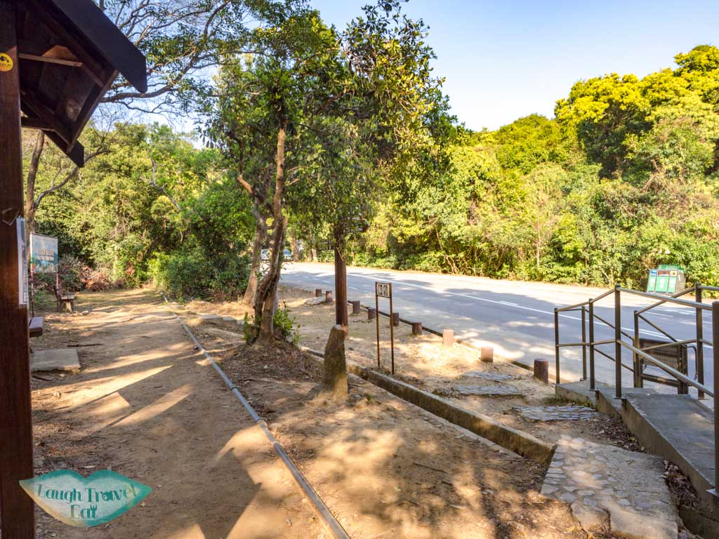 end or start point maclehose trail stage 3 cheung sheung sai kung hong kong - laugh travel eat