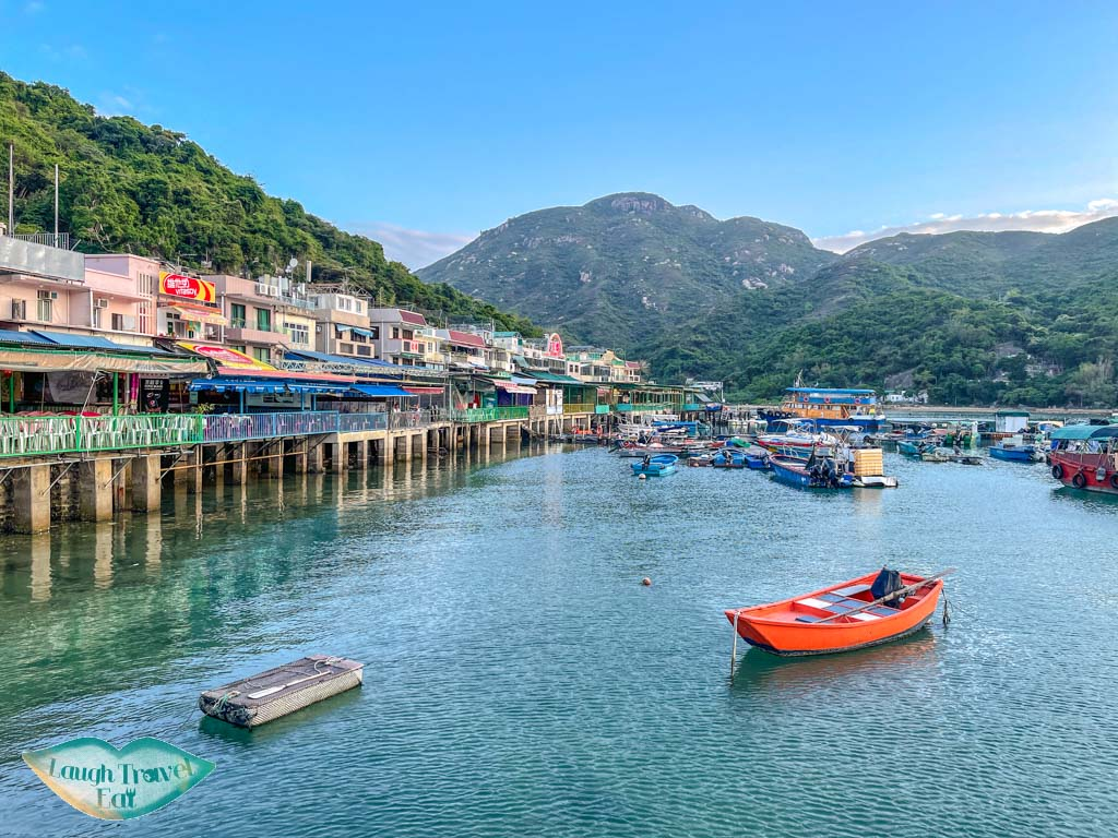 sok kwu wan lamma island hong kong island hong kong - laugh travel eat-2